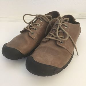 Keen Leather Oxford Lace Up Shoes 9